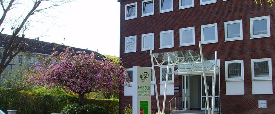 Bildungsstätte des Friseurhandwerks Gebäude